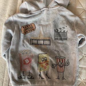 Girl Butter sweatshirt